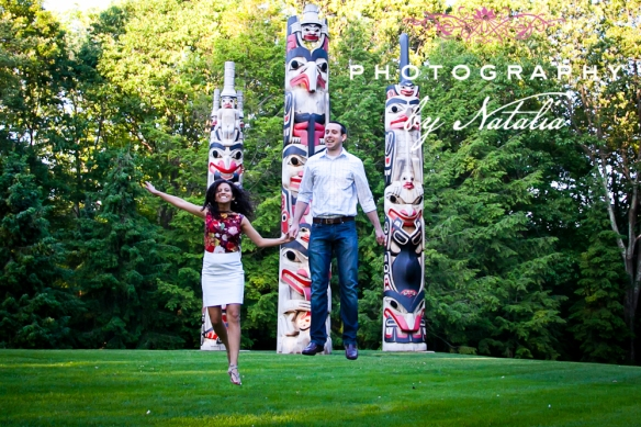 Mary & Jeffrey Engagement Session (Pepsico Sculpture Gardens, NY ...